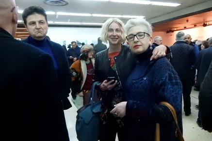 Tarik Jesenković, Tamara Majer i Amina Šiljak Jesenković