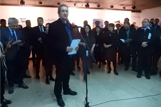 Predsjednik AABIH Vedad Islambegović