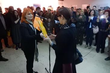 Ljiljana Majkić je dobila nagradu za modni dizajn