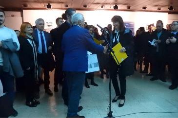 Grand Prix AABIH-a su dobili Sanja Galić Grozdanić i Igor Grozdanić za Upravnu zgradu tvornice cementa Kakanj, Studio Non Stop